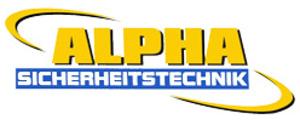 Alpha Sicherheitstechnik, Brühl Logo